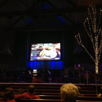 Photo taken at Ward Church by J S. on 12/24/2012