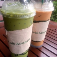 Photo taken at Café Amazon by Duean 😊😊 on 9/3/2016