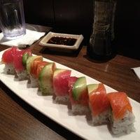 Photo taken at Sansei Seafood Restaurant & Sushi Bar by Chiqui W. on 1/25/2013