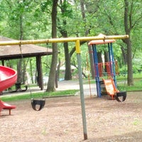 Photo taken at Hyattsville Dietz Neighborhood Playground by Wil W. on 5/15/2014