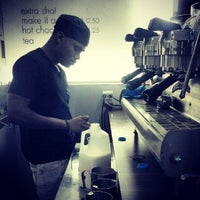Photo taken at FIKA Espresso Bar by Barry H. on 9/15/2012