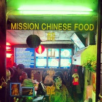 Photo prise au Mission Chinese Food par Barry H. le3/4/2013