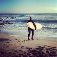Снимок сделан в Ditch Plains Beach пользователем Barry H. 11/22/2012