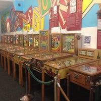 4/12/2013にGuido G.がPacific Pinball Museumで撮った写真