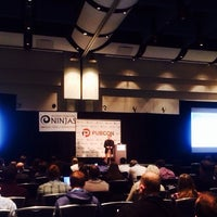 Photo taken at Pubcon New Orleans by Jessy W. on 3/18/2014