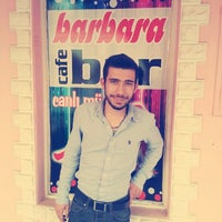 Photo taken at Barbara Cafe - bar by Serhat Ï. on 7/8/2014