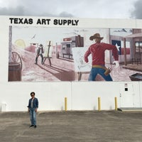 Photo taken at Texas Art Supply by Ammy P. on 4/10/2017