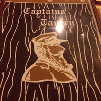 Photo taken at Captain's Tavern by Tony C. on 4/19/2016