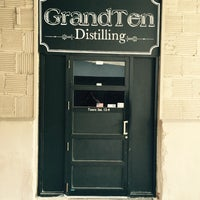 Photo taken at GrandTen Distilling by Naitasia on 6/6/2015