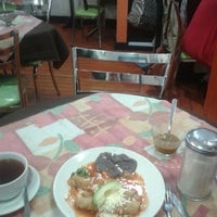 Photo taken at Café El Asturiano by Ernesto B. on 7/21/2014