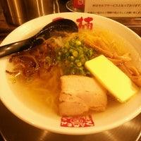 Photo taken at Ramen Sankusu by いちご 牛. on 6/21/2015