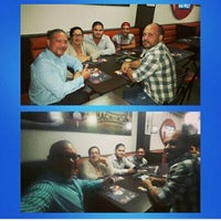 Photo taken at Back To Back Sports Bar Café by Rafael G. on 10/19/2014
