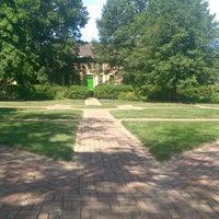 Photo taken at John Dickinson Plantation by Katie B. on 8/29/2014