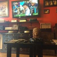 Photo taken at La Casa Del Tabaco Cigar Lounge by Jesse S. on 9/10/2016