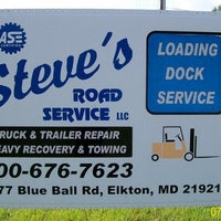 Photo taken at Steve's Road Service LLC by Steve M. on 6/15/2015
