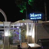 7/8/2014 tarihinde Arzu A.ziyaretçi tarafından Monte Beach Club'de çekilen fotoğraf