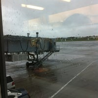 Photo taken at Gate 7 by Aaron R. on 11/1/2012