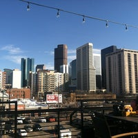 Photo taken at ViewHouse Eatery, Bar & Rooftop by Claire J. on 4/4/2013