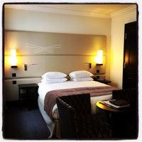 Photo taken at Tiffany Hôtel by Joanne Y. on 3/23/2014