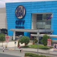 Photo taken at SM City Masinag by Bryski on 3/16/2013