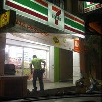 Photo taken at 7 Eleven (Taman Puchong Utama) by Ilene919 A. on 7/20/2013
