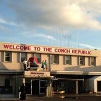Photo taken at Key West International Airport (EYW) by Derek R. on 5/23/2013