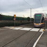 Photo taken at Stillorgan Luas by Leticia A. on 12/11/2016
