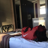 4/28/2018 tarihinde Musa U.ziyaretçi tarafından Kervansaray Bursa City Hotel'de çekilen fotoğraf