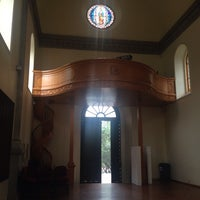 Photo taken at Ex Capilla De Guadalupe by ros a. on 5/7/2014