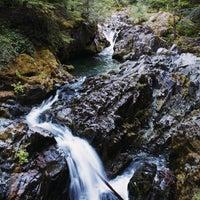 Photo taken at Opal Creek by Rachel on 9/10/2014