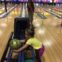 Photo taken at Buffaloe Lanes Mebane Family Bowling Center by Nanci L. on 7/14/2014