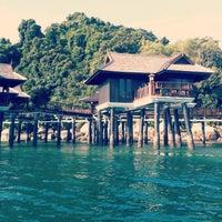 Photo taken at Pangkor Laut Resort by Matthew K. on 2/12/2013