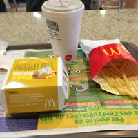 Photo taken at McDonald's by Alessandra F. on 6/27/2013