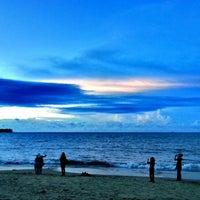 Photo taken at D'Cove Pasir Panjang Family Park by syafika f. on 11/23/2013