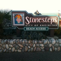 Photo taken at Stonesteps Beach by Per N. on 11/4/2012