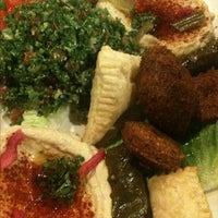 Photo taken at Al-Wadi Cafe by Tui S. on 5/20/2012