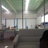 Photo taken at Suzuki Automobile Ayutthaya by PANUWAT S. on 5/30/2012