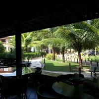 Foto tirada no(a) Hotel Eco Atlantico - Praia Do Forte por Aline C. em 9/13/2012