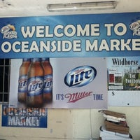Photo taken at Oceanside Market by Heather C. on 8/7/2012