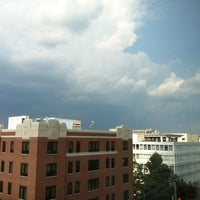 Photo taken at Green Square Complex by Diana K. on 7/18/2012