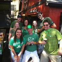 Photo taken at MacDinton's Irish Pub & Restaurant by Julia Z. on 3/17/2012