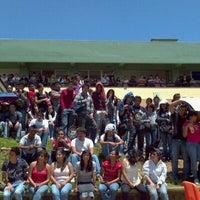 Photo taken at Instituto Tecnológico Superior de Xalapa by Alberto C. on 4/23/2012