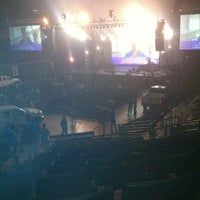 Photo taken at CenturyLink Center by Dante' J. on 4/8/2012