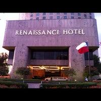 Photo taken at Renaissance Dallas Hotel by Rick K. on 8/31/2012