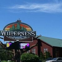 Photo taken at Wilderness Hotel & Golf Resort by Megan S. on 5/18/2012