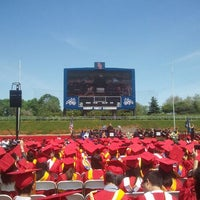 Photo taken at Stony Brook University by Christian G. on 5/18/2012