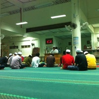 Photo taken at Surau PSMZA by Prince Hafizul on 4/8/2012