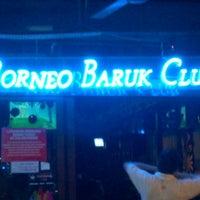 Photo taken at Borneo Baruk Club by Syawal S. on 2/10/2012