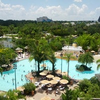 Photo taken at Loews Royal Pacific Resort at Universal Orlando by Orlando Informer on 7/8/2012