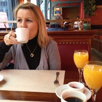 Photo taken at Pershing Square Café by Julien T. on 2/25/2012